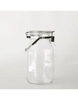 【日本星硝】梅酒/漬物密封玻璃瓶(1L)