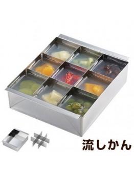 預購:日本 不銹鋼傳統製菓道具