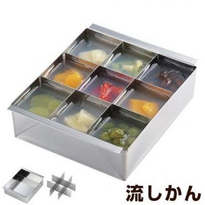 日本 不銹鋼傳統製菓道具