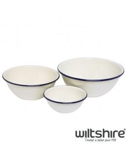 【Wiltshire】手工攪拌碗三件組