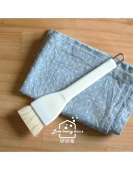 【日本貝印KAI】日本製山羊毛刷(附金屬掛圈)
