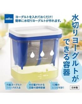 【AKEBONO】 水切乳酪優格盒 優格瀝水容器(採日本18-8不鏽鋼)