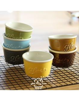日本陶瓷烤皿(二入組)