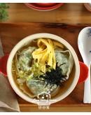10/29(二) 上海菜2:獅子頭燴白菜+菜肉餛飩+三絲涼皮+上海鬆糕