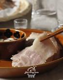 4/9(四)客家菜2:油炆筍/客家冷油雞/客家鹹豬肉(加碼鹹豬肉白肉版本)/擂茶麻糬煎