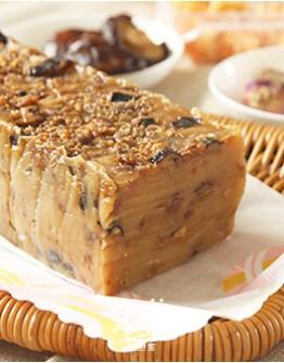 節令料理系列3:實作課程--歡樂年糕課:鹹甜年糕/芝麻年糕