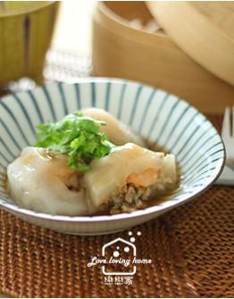 料理的基礎5:蝦仁飯+鱻味小卷湯+古都蝦仁肉圓+綠豆饌