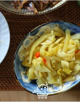 10/17(六)料理的基礎7:精製滷味(二種不同風味的滷製方法)+炒酸菜+滷味延伸變化菜式:鮮蔬牛肚