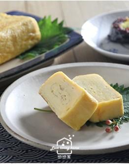 日式料理3:細緻肌鹽糀玉子燒/麴醬里肌排/鹽麴海苔風蛋糕