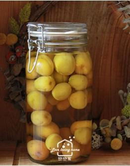 節令料理系列2:實作課程--梅酒、梅醋、紫蘇梅