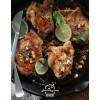 越式料理2:越式炸春捲/薄荷醬脆皮雞腿/越式海鮮酸辣湯/醃鹹檸檬蘇打
