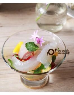 3/21(六)星馬料理1:海南雞飯/叻沙海鮮湯/薄荷水果糖漿葛粉涷