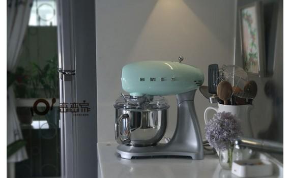 義大利超美型設計SMEG復古美學攪拌機使用心得