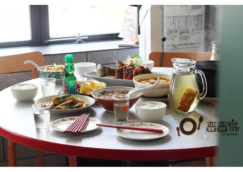 南京東路二段丰禾日麗台式小館:重現台灣各地最有文化的工夫手路菜