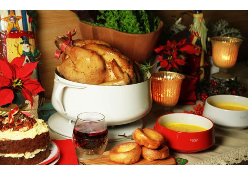 「邀稿」與Fujidinos和戀戀家 一起來玩聖誕大餐