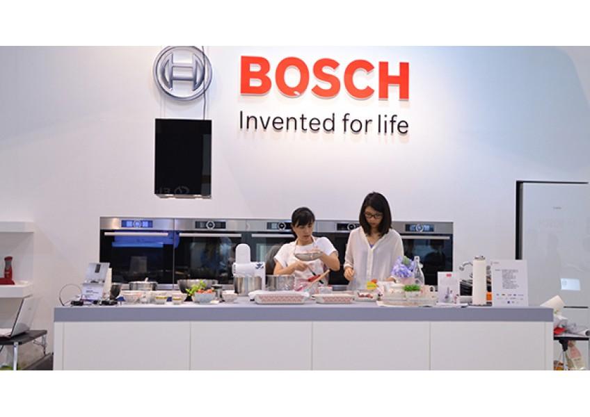記錄:戀戀家XGREENGATE的華山Bosch家電展料理示範會