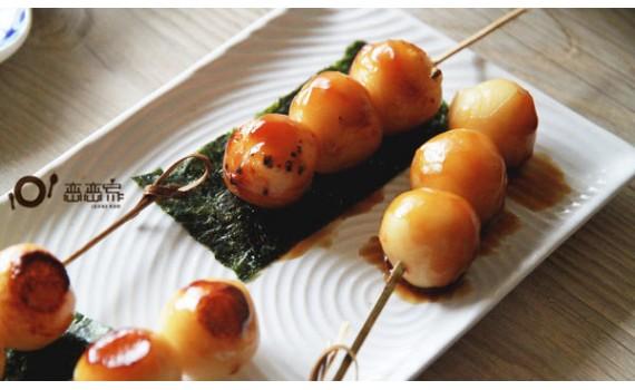日式醬油丸子 / 日式甜味噌丸子(食譜精進版)