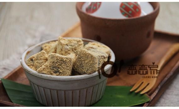 Q軟清爽日式黑糖蕨餅