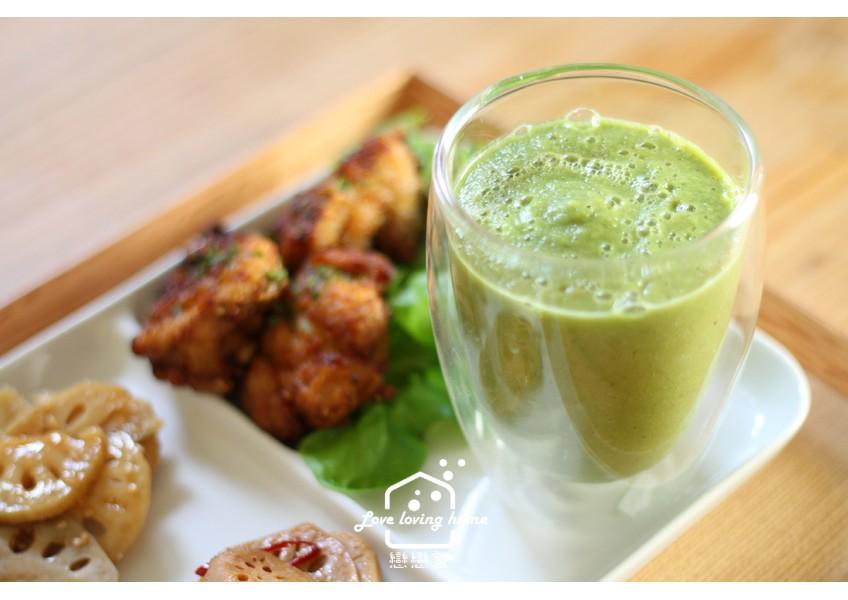 材料簡單沒菜腥味的綠拿鐵作法大集合