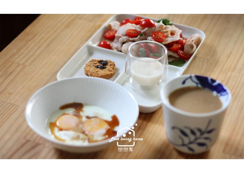 211餐盤+168輕斷食。飲食管理日記-3|戀戀家