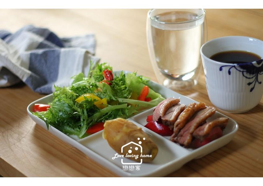 211餐盤+168輕斷食。飲食管理日記-6|戀戀家