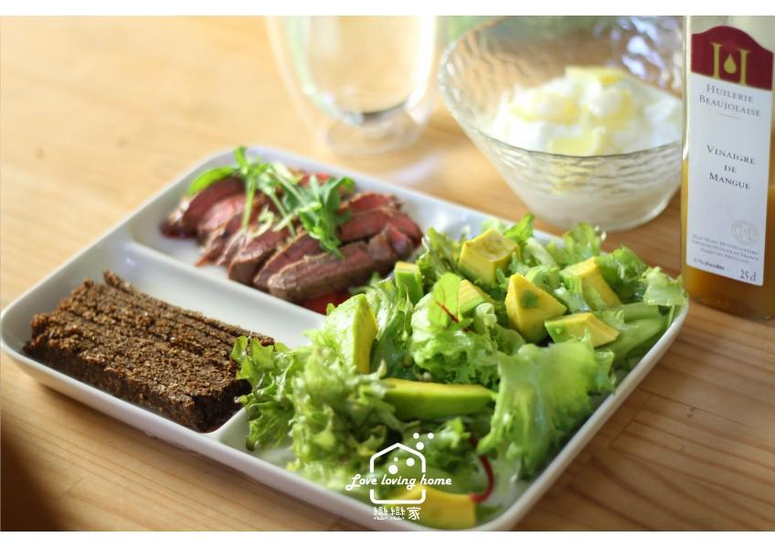 211餐盤+168輕斷食。飲食管理日記-7|戀戀家