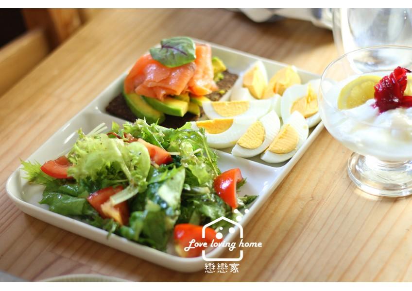211餐盤+168輕斷食。飲食管理日記-8|戀戀家