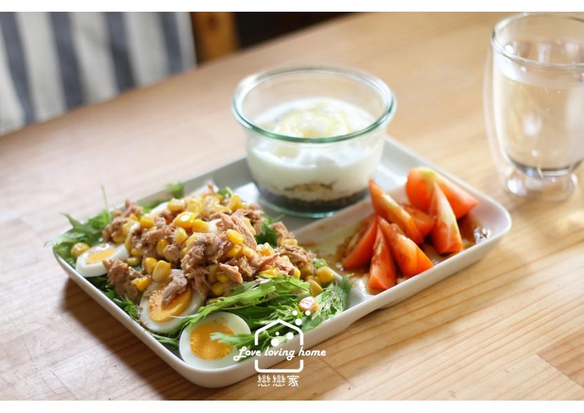 211餐盤+168輕斷食。飲食管理日記-10|戀戀家