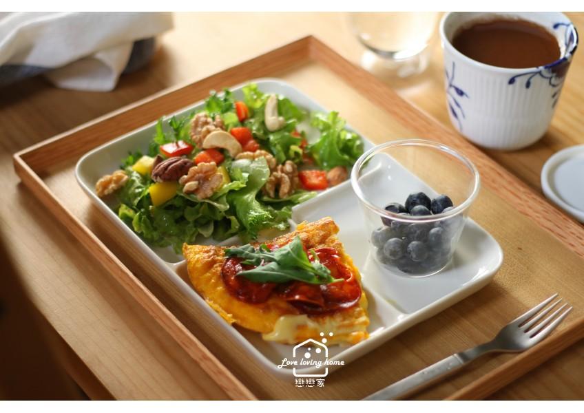 211餐盤+168輕斷食。飲食管理日記-17|戀戀家