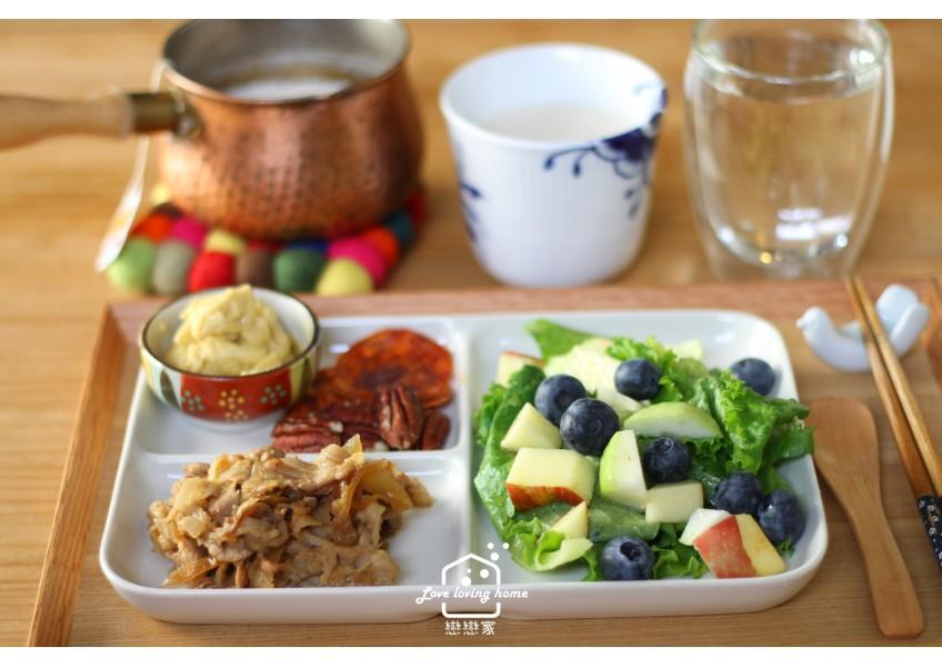 211餐盤+168輕斷食。飲食管理日記-29|戀戀家