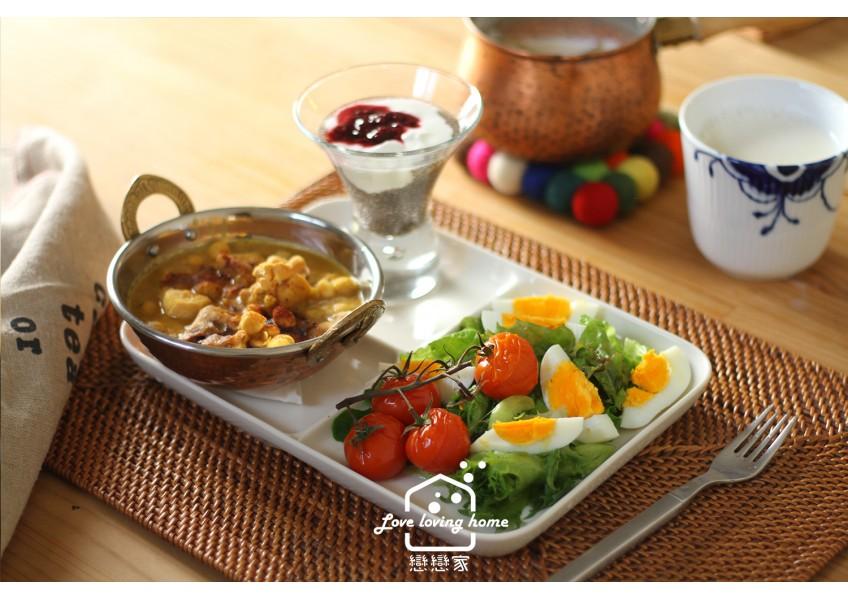 211餐盤+168輕斷食。飲食管理日記-34|戀戀家