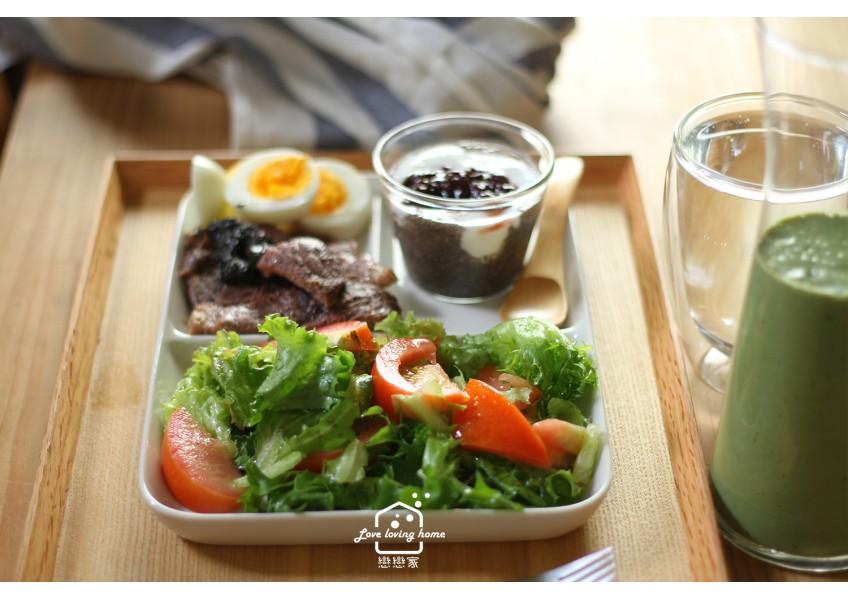 211餐盤+168輕斷食。飲食管理日記-35|戀戀家