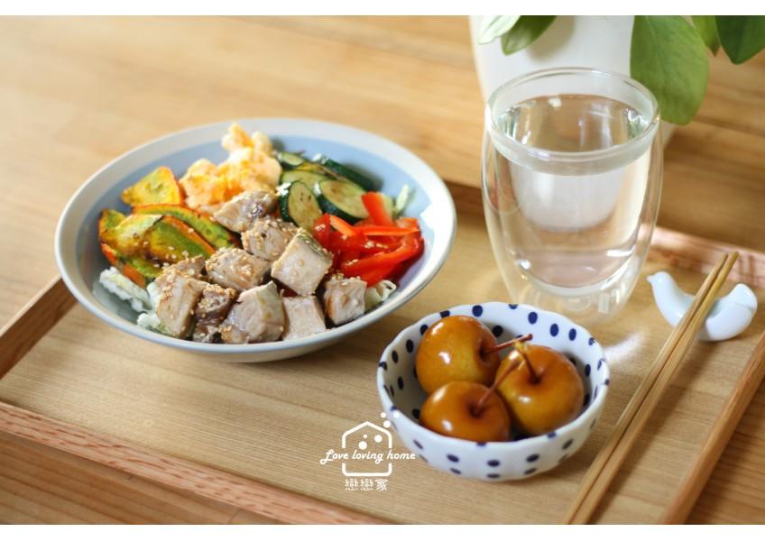 211餐盤+168輕斷食。飲食管理日記-60|戀戀家