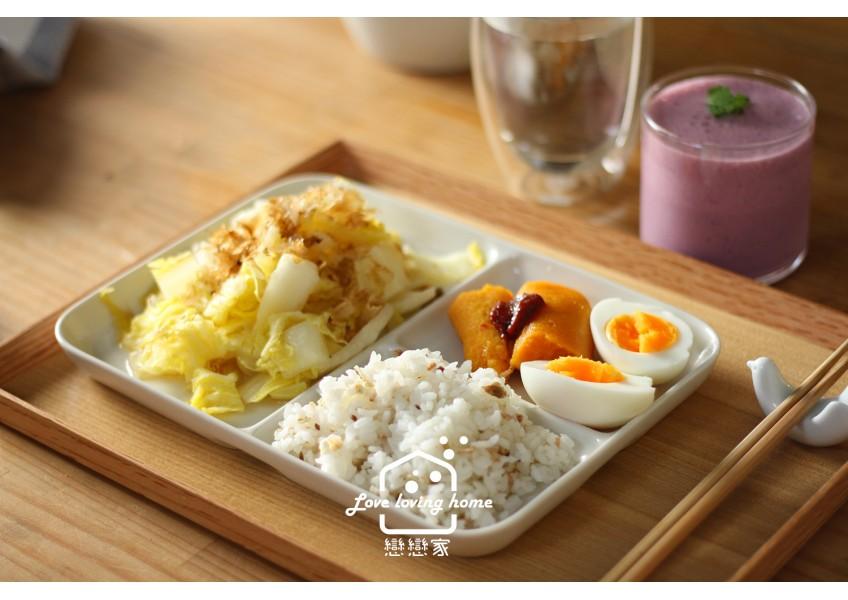 211餐盤+168輕斷食。飲食管理日記-62|戀戀家