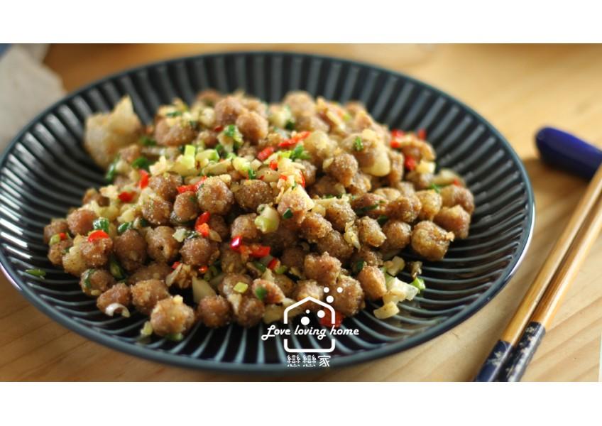 椒鹽龍珠,不一樣的魚料理