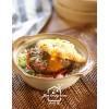 港式料理7:窩蛋牛肉飯/茶樓鳳爪/生菜蝦鬆/合桃糊