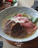 5/15(六) 越式料理1:香茅松坂烤肉米線/越式牛肉湯/大理石紋水果冰淇淋(免冰淇淋機)